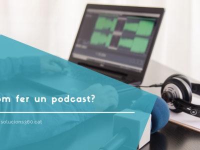 Com fer un podcast?