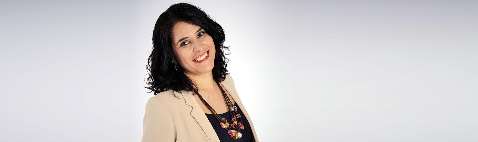 Cristina José Lorente, formadora i assessora d'atenció al client