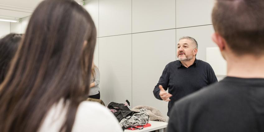 """Martí Juanola: """"Per arribar al teu client has d'utilitzar el canal adequat"""""""