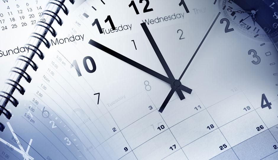 Organització del temps
